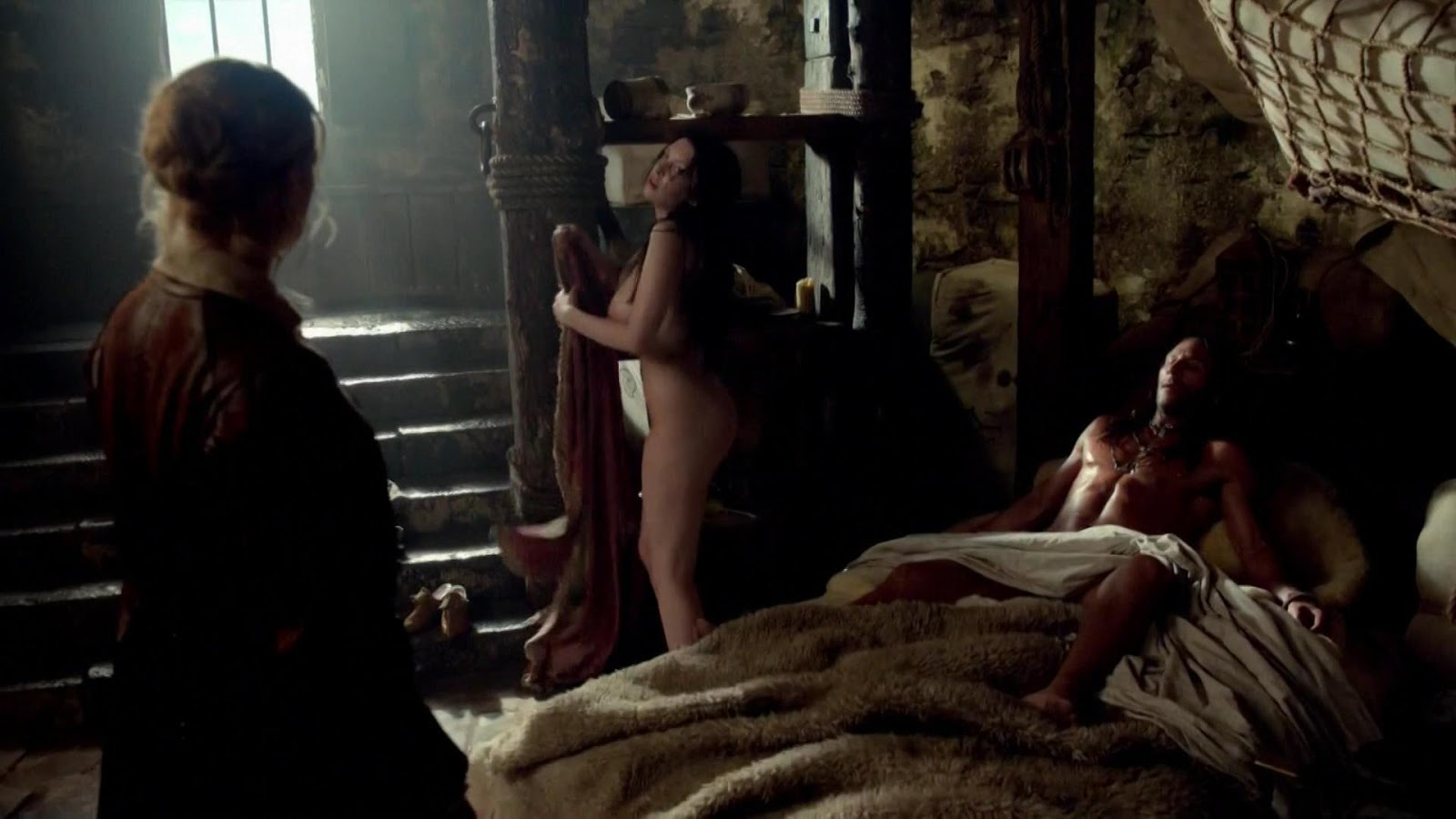 black sails nudity